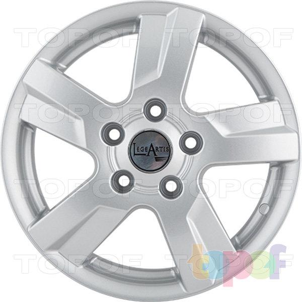 Колесные диски Replica LegeArtis KI43