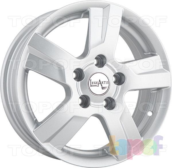 Колесные диски Replica LegeArtis KI43. Изображение модели #2