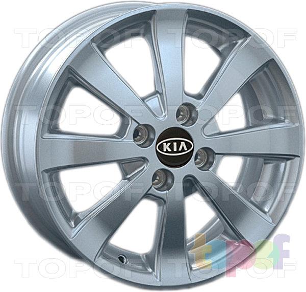 Колесные диски Replica LegeArtis KI46. Изображение модели #1