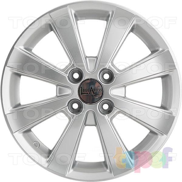 Колесные диски Replica LegeArtis KI46. Изображение модели #2