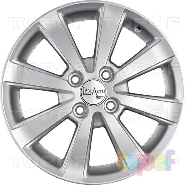 Колесные диски Replica LegeArtis KI46. Изображение модели #3