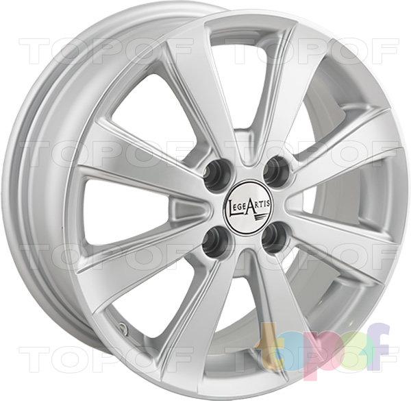 Колесные диски Replica LegeArtis KI46. Изображение модели #4