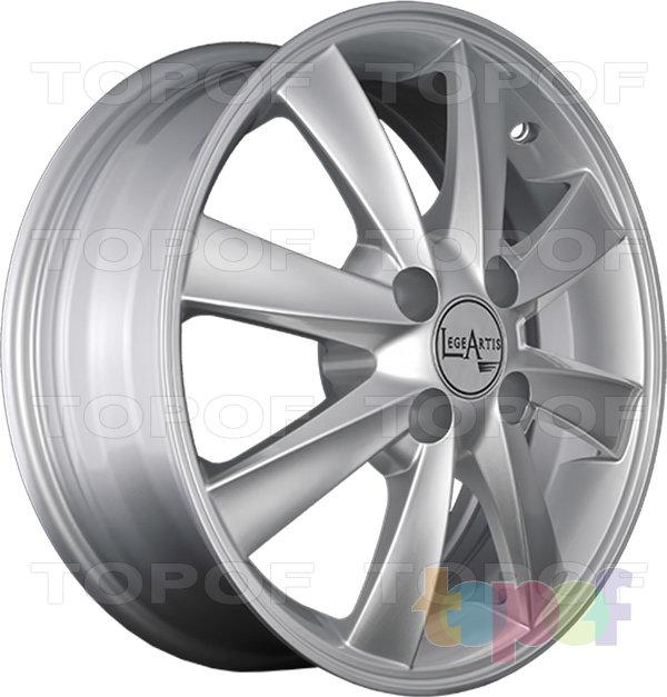 Колесные диски Replica LegeArtis KI49. Изображение модели #4