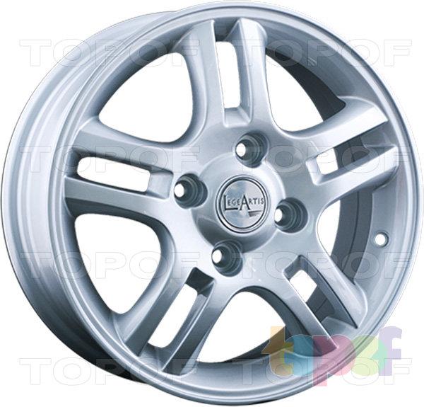 Колесные диски Replica LegeArtis KI5. Изображение модели #2