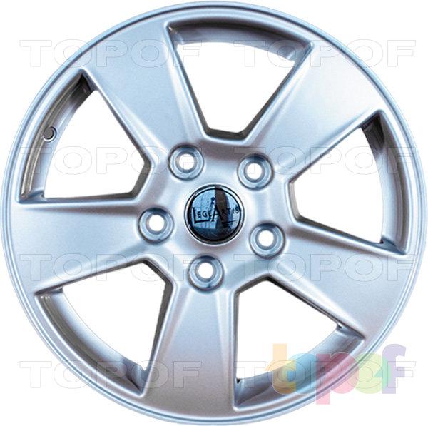 Колесные диски Replica LegeArtis KI50