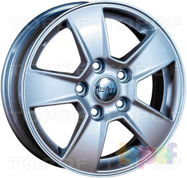 Колесные диски Replica LegeArtis KI50. Изображение модели #2