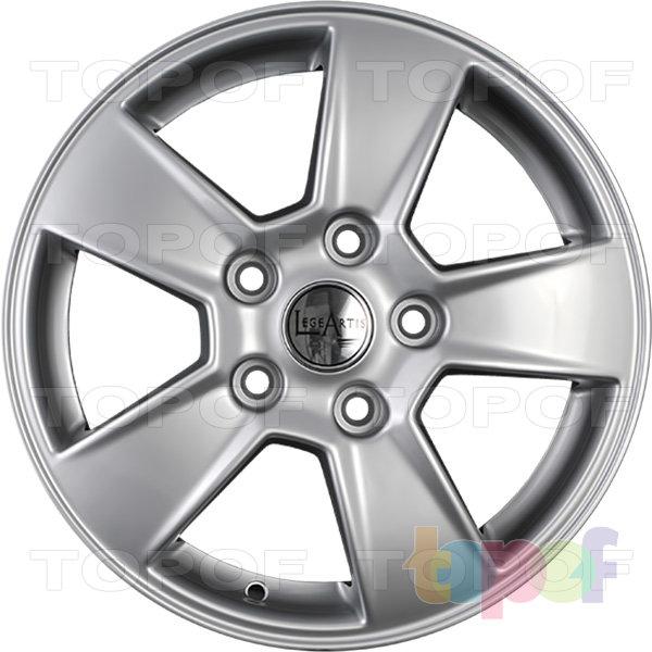 Колесные диски Replica LegeArtis KI50. Изображение модели #3