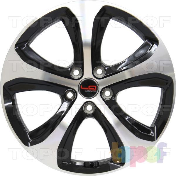 Колесные диски Replica LegeArtis KI505. Изображение модели #2