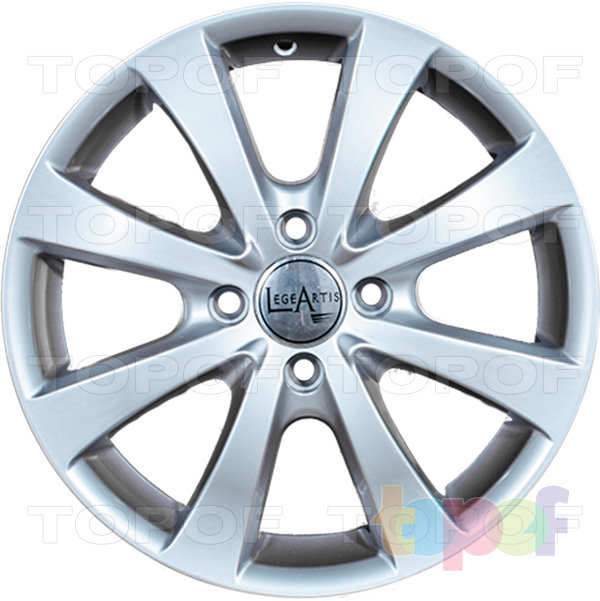 Колесные диски Replica LegeArtis KI51. Изображение модели #1