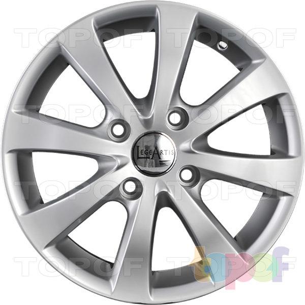 Колесные диски Replica LegeArtis KI51. Изображение модели #3