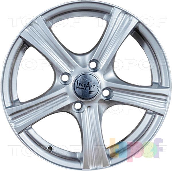 Колесные диски Replica LegeArtis KI54. Изображение модели #1