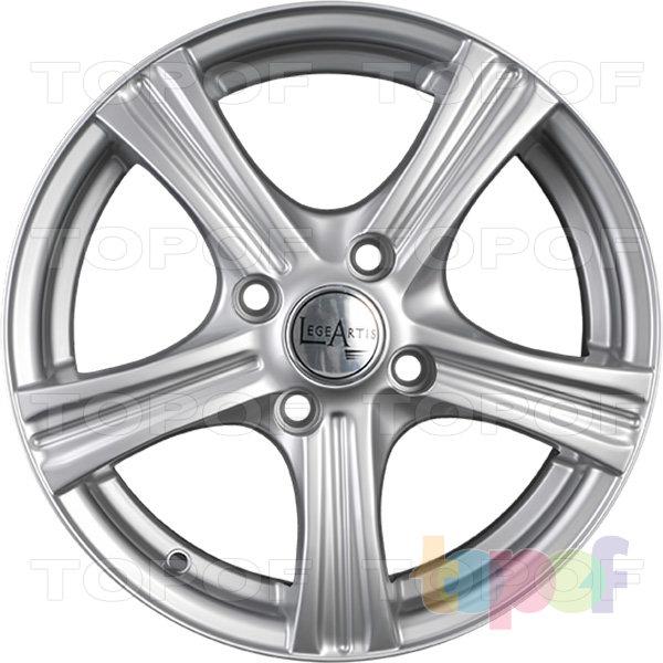 Колесные диски Replica LegeArtis KI54. Изображение модели #3