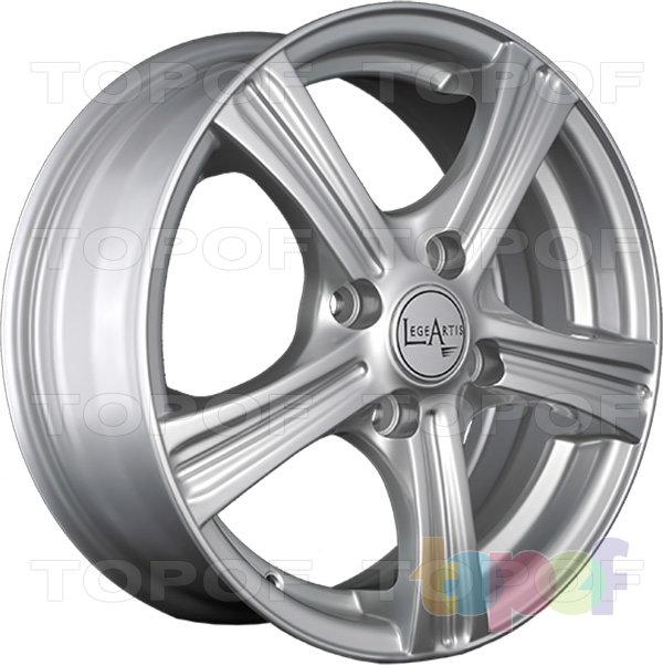 Колесные диски Replica LegeArtis KI54. Изображение модели #4