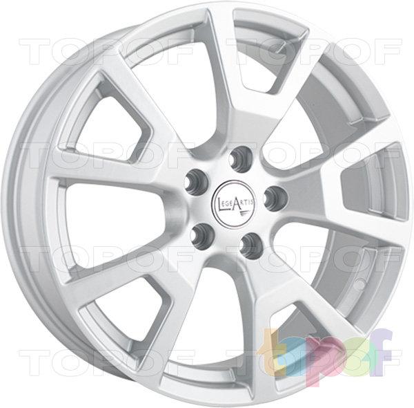 Колесные диски Replica LegeArtis KI55. Изображение модели #3