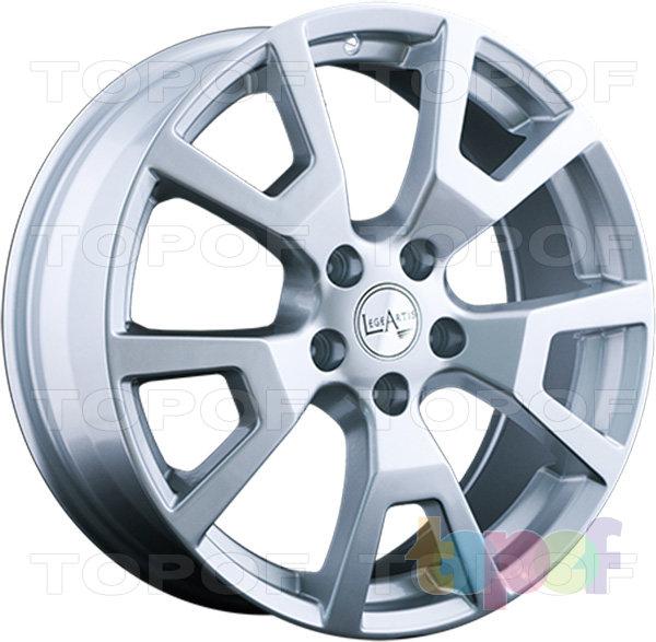 Колесные диски Replica LegeArtis KI55. Изображение модели #4