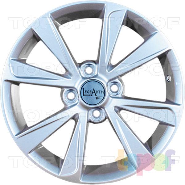 Колесные диски Replica LegeArtis KI56. Изображение модели #1