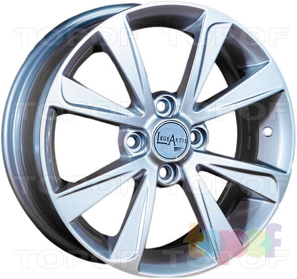 Колесные диски Replica LegeArtis KI56. Изображение модели #3