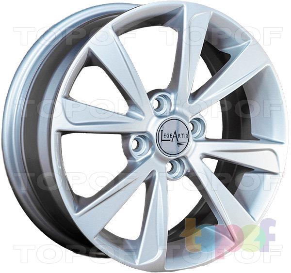 Колесные диски Replica LegeArtis KI56. Изображение модели #4