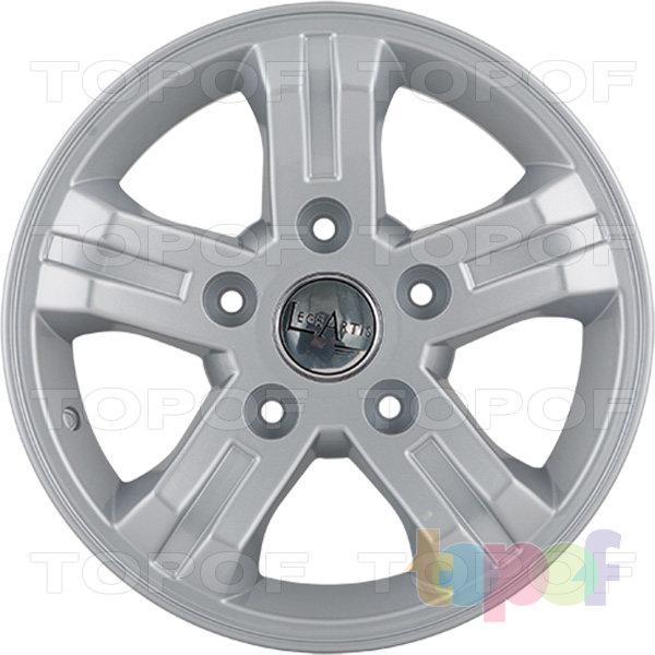 Колесные диски Replica LegeArtis KI6. Изображение модели #1