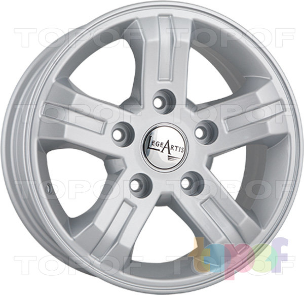 Колесные диски Replica LegeArtis KI6. Изображение модели #2