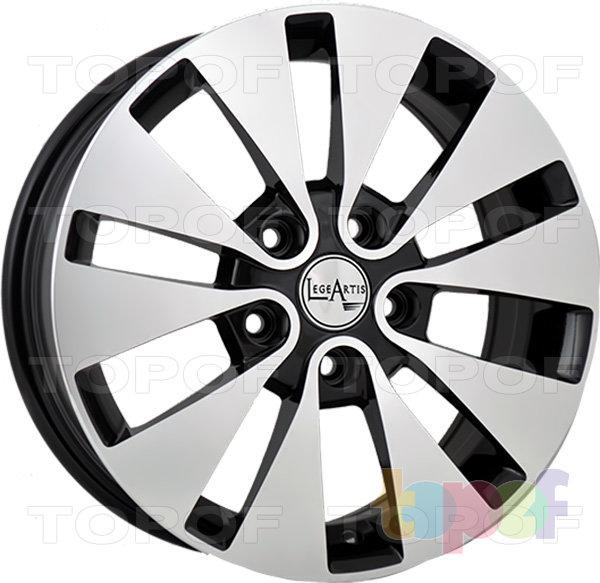 Колесные диски Replica LegeArtis KI65. Изображение модели #3