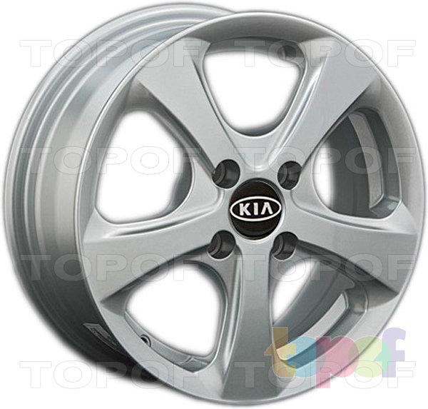Колесные диски Replica LegeArtis KI68. Изображение модели #1