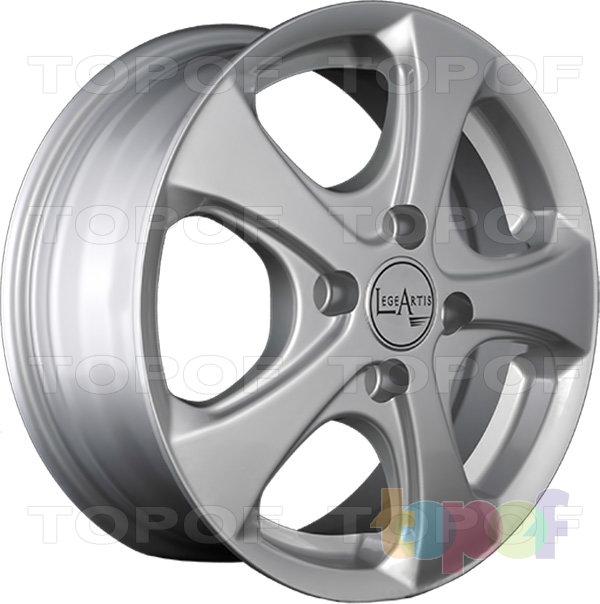 Колесные диски Replica LegeArtis KI68. Изображение модели #3