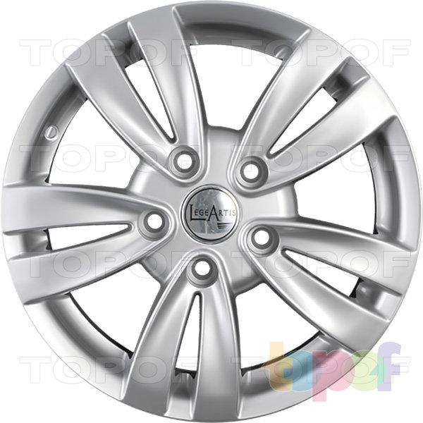 Колесные диски Replica LegeArtis KI69. Изображение модели #5