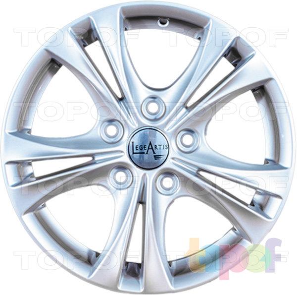 Колесные диски Replica LegeArtis KI72. Изображение модели #1