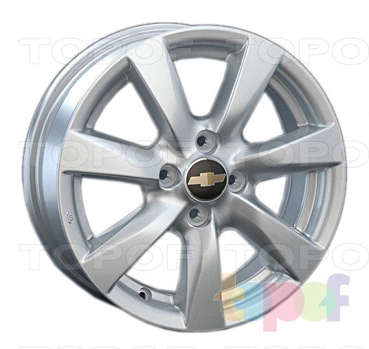 Колесные диски Replica LegeArtis KI76. Изображение модели #1