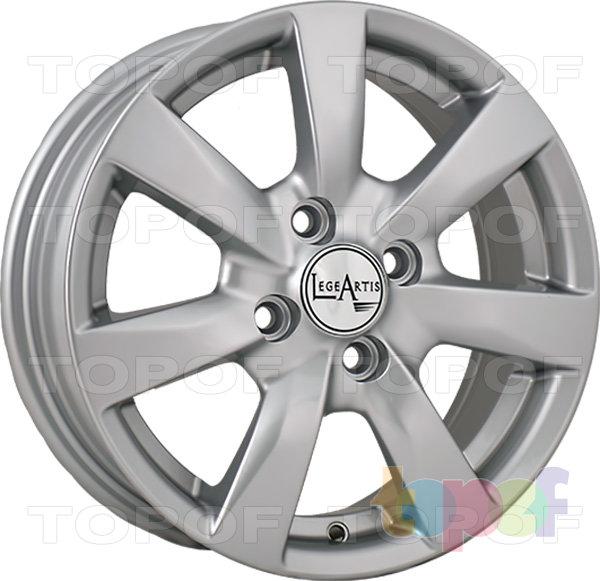 Колесные диски Replica LegeArtis KI76. Изображение модели #3