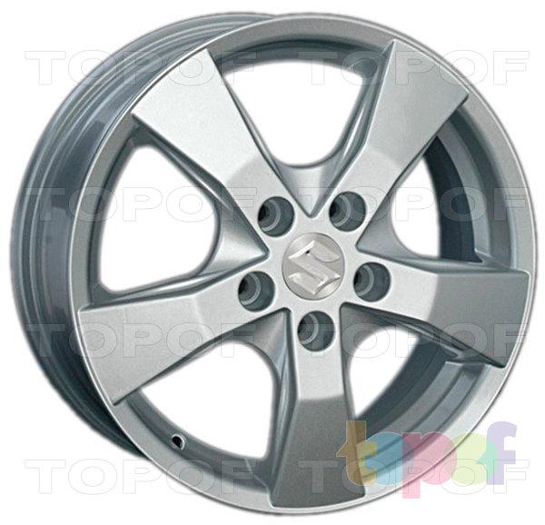 Колесные диски Replica LegeArtis KI78. Изображение модели #1