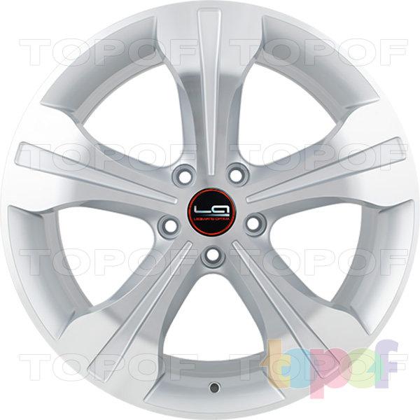 Колесные диски Replica LegeArtis KI80. Изображение модели #5