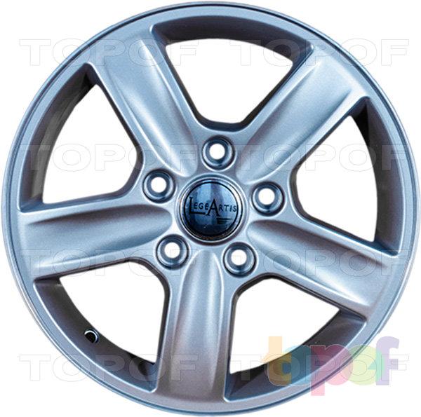 Колесные диски Replica LegeArtis KI83. Изображение модели #1
