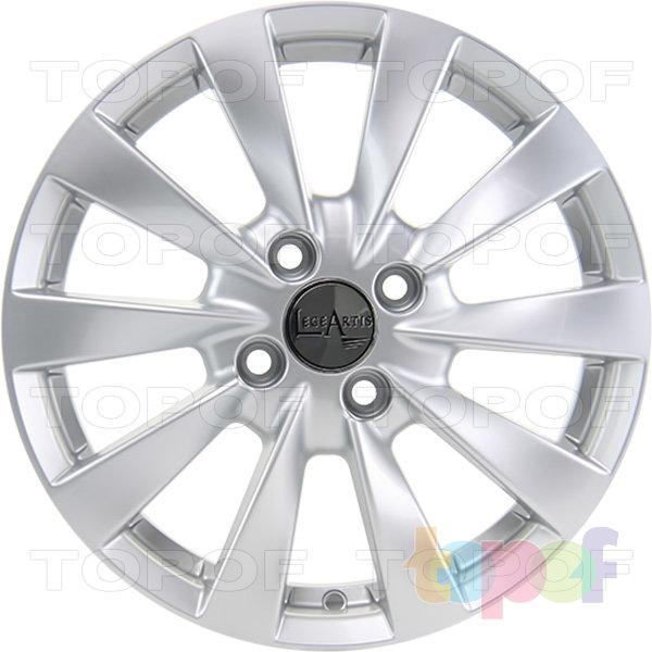 Колесные диски Replica LegeArtis KI87. Изображение модели #2