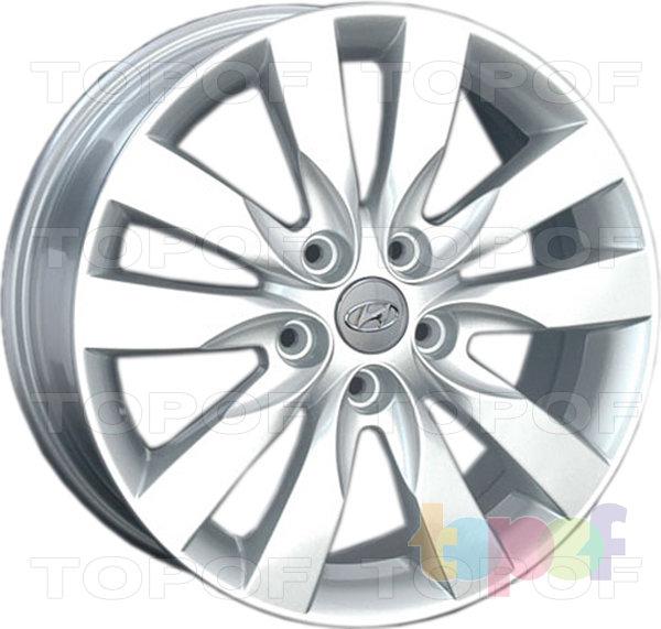 Колесные диски Replica LegeArtis KI93. Изображение модели #1