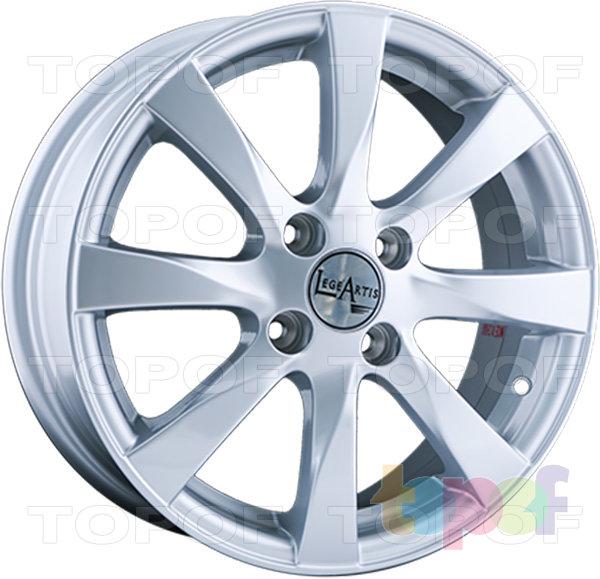 Колесные диски Replica LegeArtis LF1. Изображение модели #2