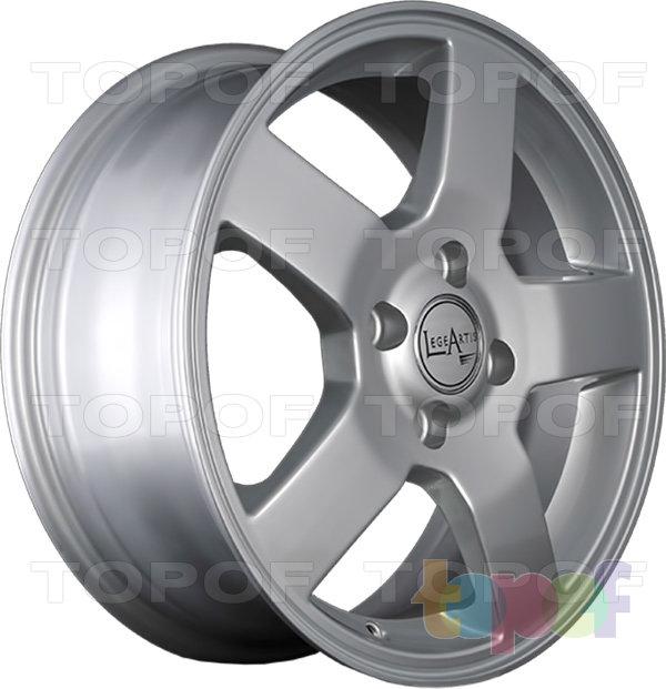 Колесные диски Replica LegeArtis LF2. Изображение модели #4