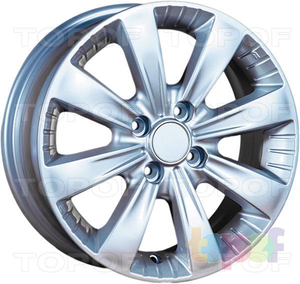 Колесные диски Replica LegeArtis LF3. Изображение модели #2