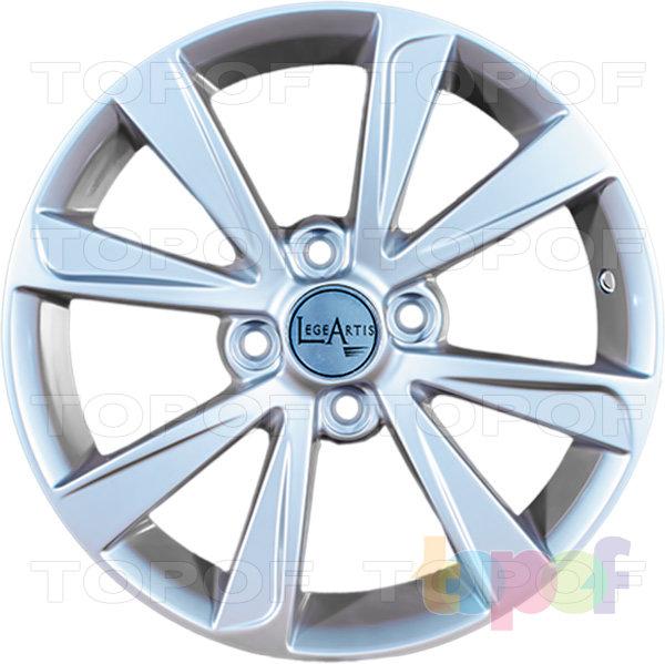 Колесные диски Replica LegeArtis LF8. Изображение модели #1