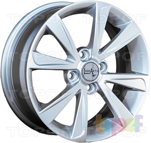 Колесные диски Replica LegeArtis LF8. Изображение модели #4