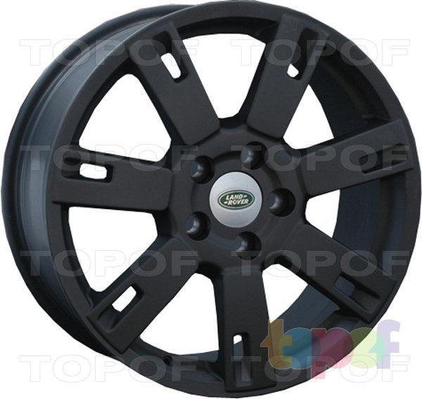 Колесные диски Replica LegeArtis LR12. Изображение модели #2