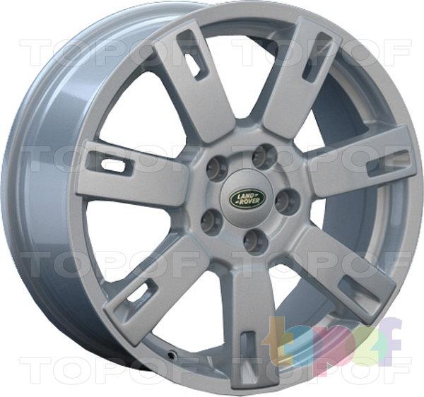 Колесные диски Replica LegeArtis LR12. Изображение модели #3