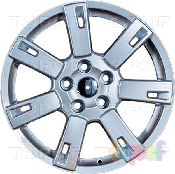 Колесные диски Replica LegeArtis LR12. Изображение модели #4