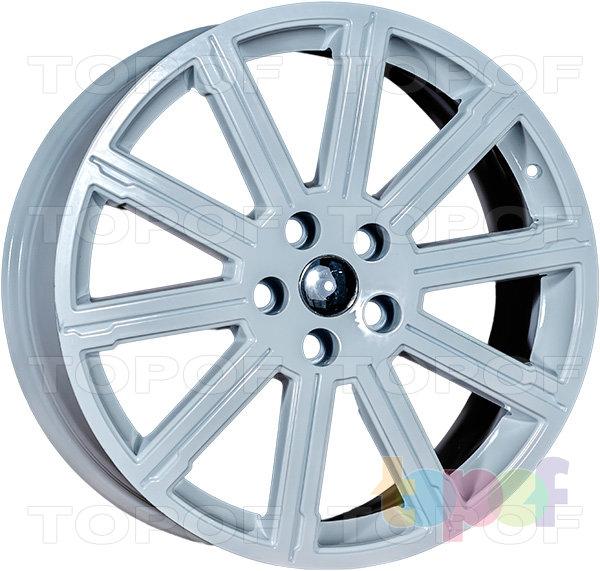 Колесные диски Replica LegeArtis LR14. Изображение модели #6