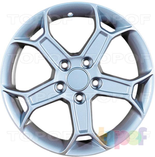 Колесные диски Replica LegeArtis LR22. Изображение модели #1