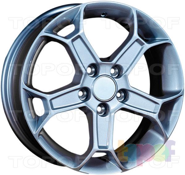 Колесные диски Replica LegeArtis LR22. Изображение модели #2