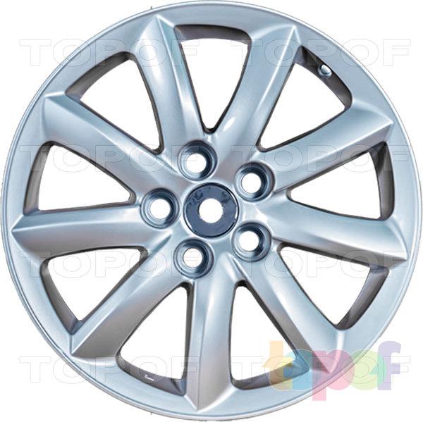 Колесные диски Replica LegeArtis LR30. Изображение модели #1