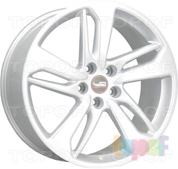 Колесные диски Replica LegeArtis LR40. Изображение модели #2