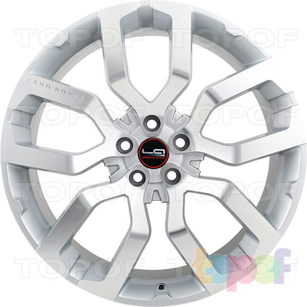 Колесные диски Replica LegeArtis LR7. Изображение модели #2